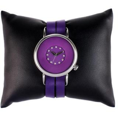 t. watch - SWAROVSKI CRYSTAL Water Resistant Strap Watch