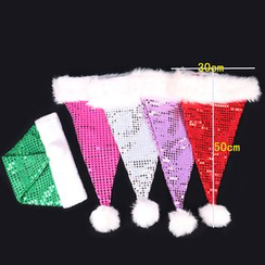 Make a Wish - X'mas Santa Clause Hat