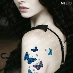 Neeio - Waterproof Temporary Tattoo (Butterfly)