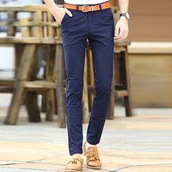 Evzen - Plain Pants