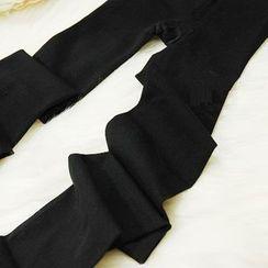 MITU - 不透明內搭褲