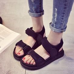 Laceuplux - Strapped Sandals