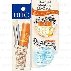 DHC - Flavored Moisture Lip Cream (Honey)