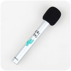 Momoi - Printed Mini Microphone