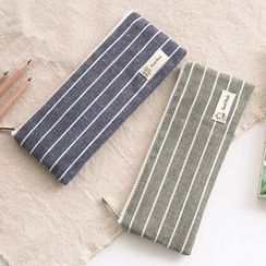 Cute Essentials - Striped Pencil Case