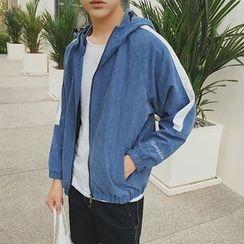CooLook - Panel Hooded Jacket