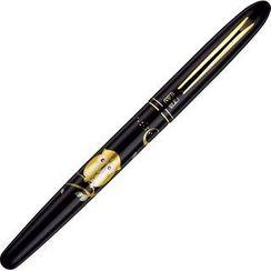 Kuretake - Kuretake Letter Pen Makie Monogatari Fukurou (Black)