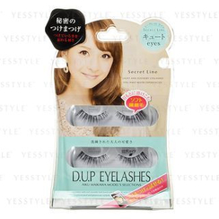 D-up - Secret Line Eyelashes (#921 Cute Eyes)
