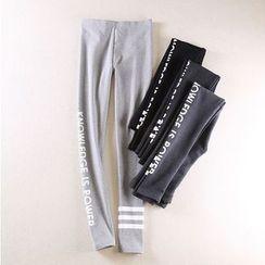 Lacyland - 字母內搭褲