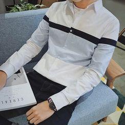 JORZ - 插色衬衣