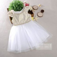 Showtime - Kids Priness Tulle Dress