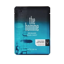 伊思 - The Homme Skin Balance Mask Sheet