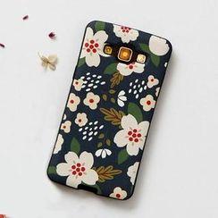 BABOSARANG - Floral Print Samsung Galaxy A5 Case