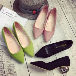 BAYO - Pointed Pumps