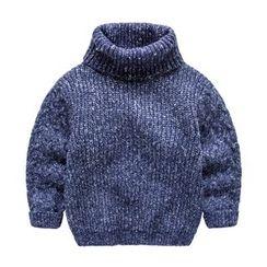 Kido - 童裝高領毛衣