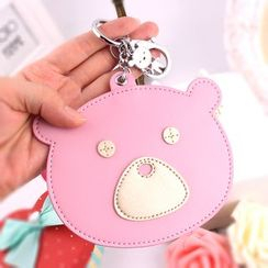 MILESI - Bear Coin Purse