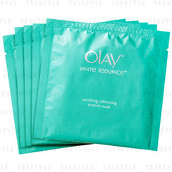 Olay - White Radiance Soothing Whitening Stretch Mask