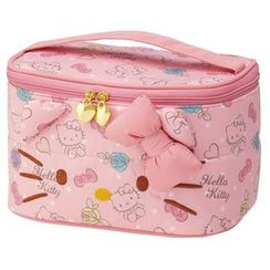 Skater - Hello Kitty Cosmetics Bag with Ears