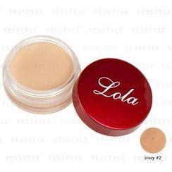 Lola - 隱形透薄遮瑕膏 (#2 Ivory)