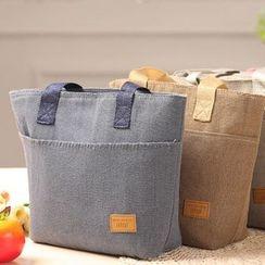 Cattle Farm - Canvas Lunch Bag