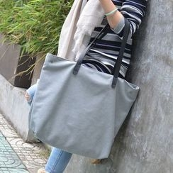 Aoba - Plain Shopper Bag