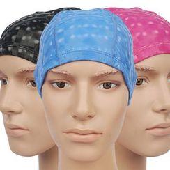 Aqua Wave - Printed Swim Cap