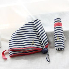 Timbera - Stripe 3-Folded Umbrella