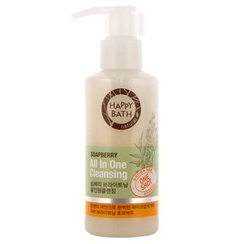 HAPPY BATH - Soapberry All In One Cleansing 140g