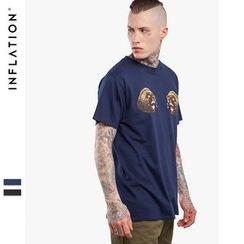 Newin - Short-Sleeve Printed T-Shirt