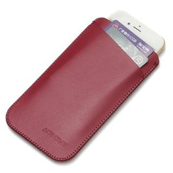ACE COAT - Faux Leather Mobile Phone Case - iPhone 5s / iPhone 5c