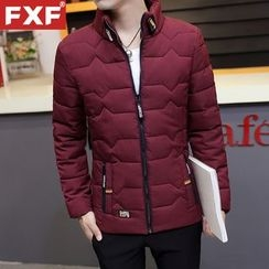 Fusuma - Plain Padded Jacket