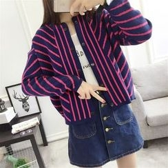 Dream Girl - Striped Cardigan
