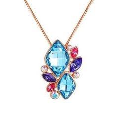 伊泰莲娜 - 施华洛世奇元素水晶项链