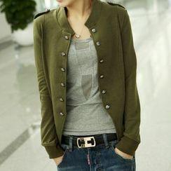 Everose - Double-Breasted Jacket