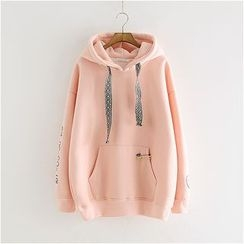 Storyland - Fleece-Lined Hooded Pullover