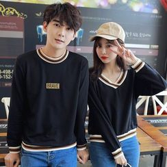 Je T'aime - Couple Matching Pullover