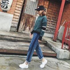 Nicki Studio - 直筒牛仔褲