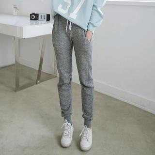 Envy Look - Drawcord-Waist Sweatpants