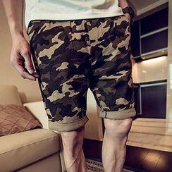 Gurun Vani - Camouflage Shorts