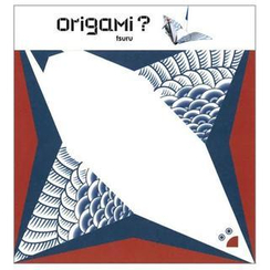 cochae - cochae : classic series Origami Paper Set Crane (5 Sheets Set)