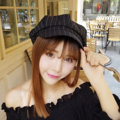 FROME - Striped Beret Cap