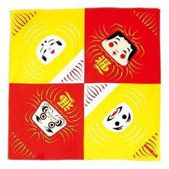 cochae - cochae : Fuku Cochae Wrapping Cloth (Daruma)