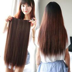 Diva Wigs - Clip-In Hair Extension - Straight