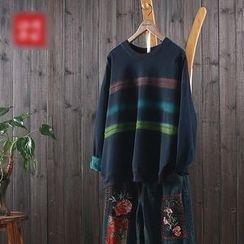 aerokiss - Printed Pullover