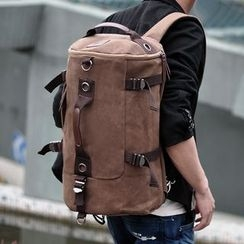 Yiku - Zip Top Backpack