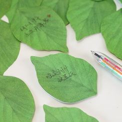 Homey House - Leaf Memo Pad