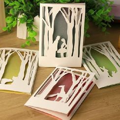 Paper Plane - Greeting Cards