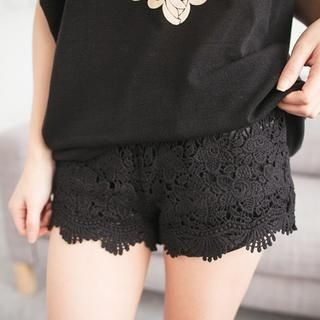LULUS - Lace Shorts