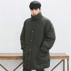 MITOSHOP - Funnel-Neck Padded Parka