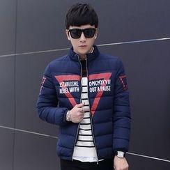 Alvicio - Printed Padded Jacket
